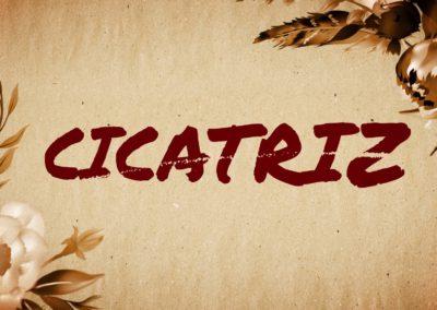 ISMA ROMERO – CICATRIZ (videolyric)
